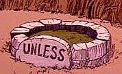 Unless Rock Lorax