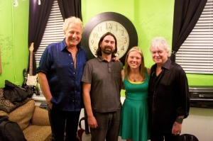 Hanging With Air Supply